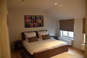 Duplex Appartment Bruges Centre, Апартаменты  Брюгге - big - 5