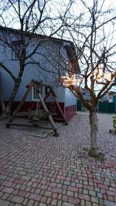 Козацька Хата, Hotely  Ternopil' - big - 11