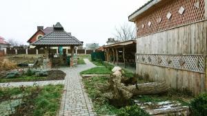 Козацька Хата, Hotely  Ternopil' - big - 8