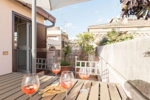 Penthouse with Terrace in the Heart of Rome - abcRoma.com