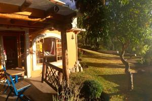 La Casa Sol Andean Lodge, Гостевые дома  Отавало - big - 1