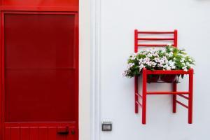 Casa Vacanze Catania A Colori Rosso - AbcAlberghi.com