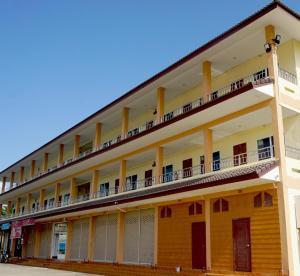 Auberges de jeunesse - Chiang Khong Paradise Hotel
