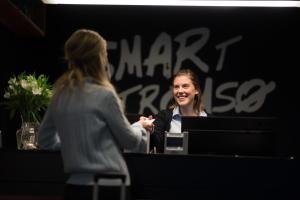 Smarthotel Tromsø, Szállodák  Tromsø - big - 13