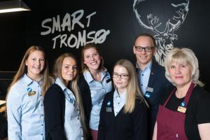 Smarthotel Tromsø, Szállodák  Tromsø - big - 16