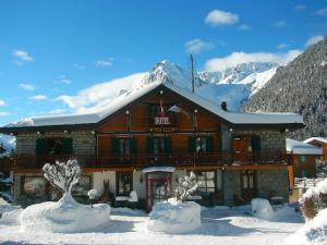 Swiss Lodge Hotel Bélvedère - Champex-Lac