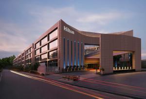 Hilton Bangalore Embassy GolfLinks (1 of 56)
