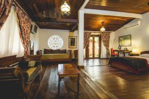 Terres Rouges Lodge, Szállodák  Banlung - big - 119
