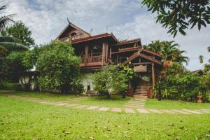 Terres Rouges Lodge, Hotely  Banlung - big - 83