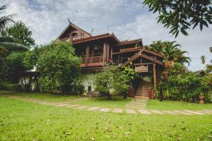 Terres Rouges Lodge, Hotels  Banlung - big - 83