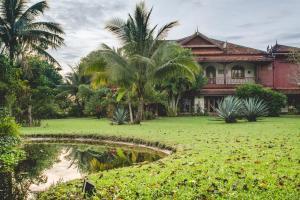 Terres Rouges Lodge, Hotels  Banlung - big - 119