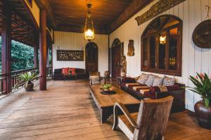 Terres Rouges Lodge, Hotels  Banlung - big - 116