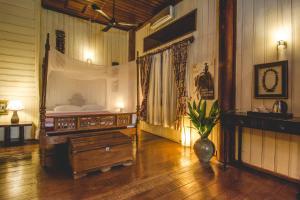 Terres Rouges Lodge, Hotels  Banlung - big - 92