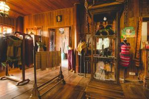 Terres Rouges Lodge, Szállodák  Banlung - big - 118