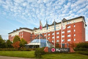 H4 Hotel Hannover Messe, Hotels  Hannover - big - 1