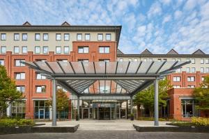 H4 Hotel Hannover Messe, Hotels  Hannover - big - 19