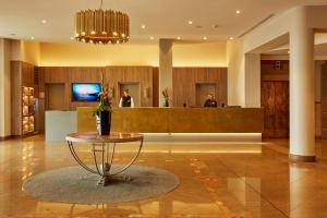 H4 Hotel Hannover Messe, Hotels  Hannover - big - 43