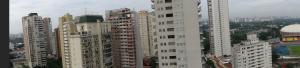 Cobertura Duplex Royal Ibirapuera Park, Apartments  Sao Paulo - big - 3