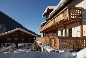 Accommodation in Monstein