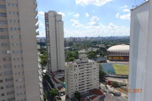 Cobertura Duplex Royal Ibirapuera Park, Apartments  Sao Paulo - big - 11