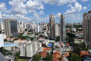 Cobertura Duplex Royal Ibirapuera Park, Apartments  Sao Paulo - big - 12