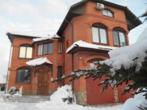 Villa Ignatyeva, Villas  Skhidnitsa - big - 58