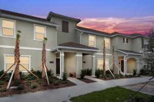 Four Bedrooms w/ Pool Townhome 4855, Holiday homes  Kissimmee - big - 1