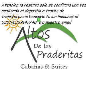 Altos de las Praderitas, Chaty v prírode  Mina Clavero - big - 13