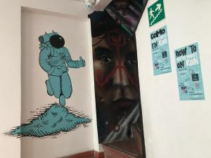 82Hostel, Guest houses  Bogotá - big - 30