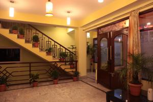 Greendale Residence, Отели  Гангток - big - 39