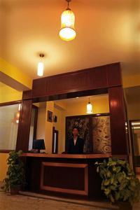 Greendale Residence, Отели  Гангток - big - 41