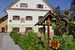 Bed & Breakfast Pr'Sknet, Bed and Breakfasts  Šenčur - big - 21
