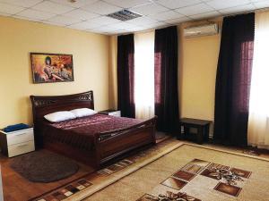 Отель Байкальская, Курган