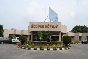 Auberges de jeunesse - Modipur Hotel