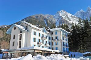 Village Vacances La Forêt des Tines - Hotel - Chamonix