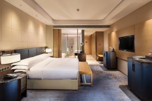 Hilton Jinan South Hotel & Residences, Hotely  Ťi-nan - big - 22