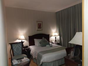 Swiss International Al Hamra Hotel, Szállodák  Dammam - big - 43