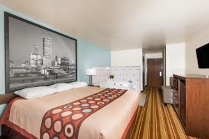 Super 8 by Wyndham Claremore OK, Motels  Claremore - big - 21