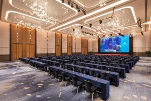 Hilton Jinan South Hotel & Residences, Hotely  Ťi-nan - big - 67