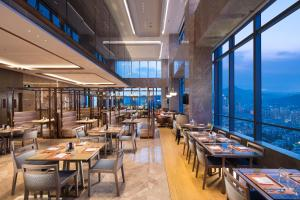 Hilton Jinan South Hotel & Residences, Hotely  Ťi-nan - big - 58