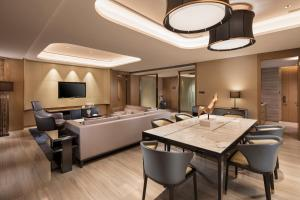 Hilton Jinan South Hotel & Residences, Hotely  Ťi-nan - big - 32