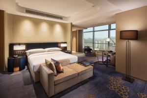 Hilton Jinan South Hotel & Residences, Hotely  Ťi-nan - big - 33