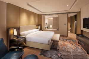 Hilton Jinan South Hotel & Residences, Hotely  Ťi-nan - big - 24