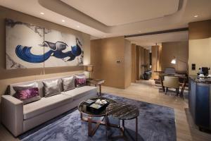 Hilton Jinan South Hotel & Residences, Hotely  Ťi-nan - big - 25