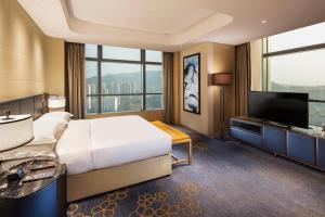 Hilton Jinan South Hotel & Residences, Hotely  Ťi-nan - big - 30