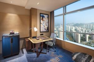 Hilton Jinan South Hotel & Residences, Hotely  Ťi-nan - big - 6