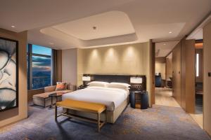 Hilton Jinan South Hotel & Residences, Hotely  Ťi-nan - big - 35