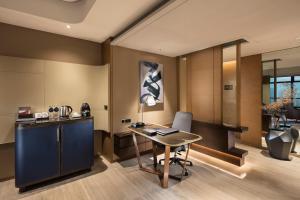 Hilton Jinan South Hotel & Residences, Hotely  Ťi-nan - big - 29
