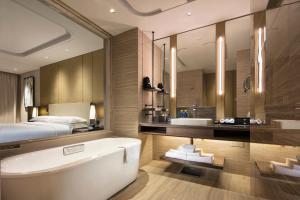 Hilton Jinan South Hotel & Residences, Hotely  Ťi-nan - big - 46