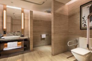 Hilton Jinan South Hotel & Residences, Hotely  Ťi-nan - big - 47